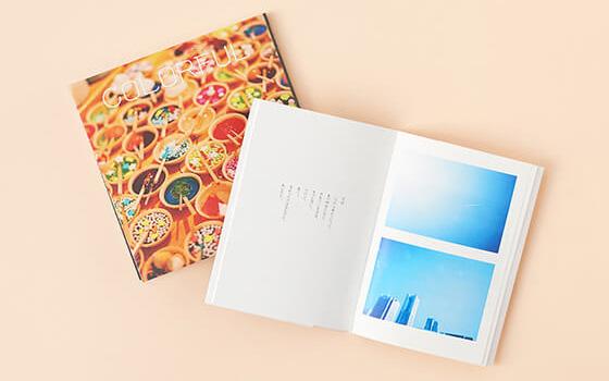 photozine フォトジン でアルバム 作品集作り 富士フイルムの